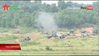 Việt Nam bắn thử tên lửa sau khi Trung Quốc tập trận trên biển Đông