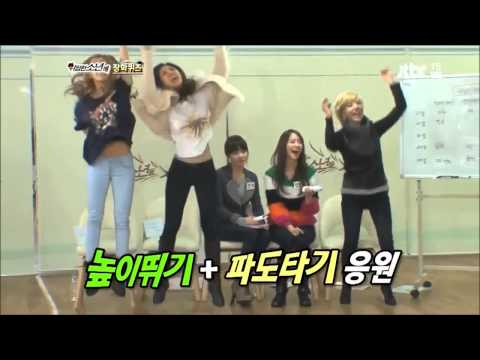 소녀시대 SNSD - The dorkiest & funniest girl group part 1