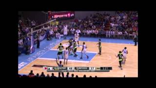 Purefoods Star Hot Shots Vs. Global Port Batang Pier
