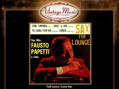 Fausto Papetti - Tell Laura I Love Her (Rumba Rock) (VintageMusic.es)