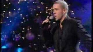 Shayne Ward-That's my goal Live at the X-Factor