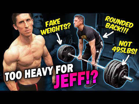 """Jeff Cavaliere - Athlean-X 