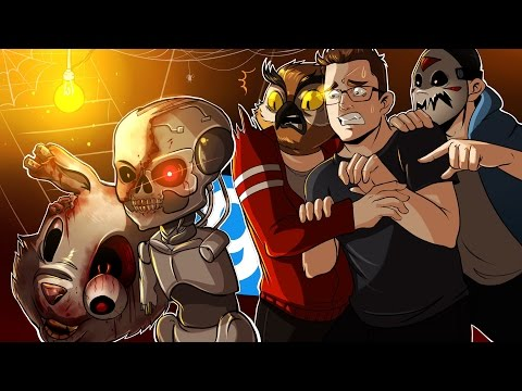 PROP HUNT HALLOWEEN SPECIAL!! - Gmod Prop Hunt Funny Moments (Garrys Mod)