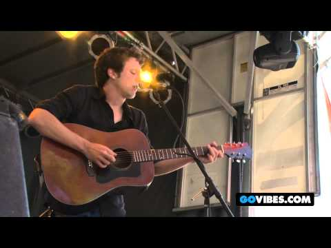 "Joe Pug Performs ""A Gentle Few"" at Gathering of the Vibes Music Festival 2012"