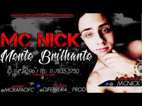 Mc Nick - Mente Brilhante