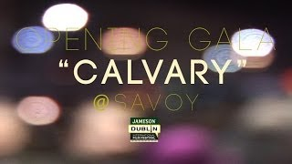 Calvary Red Carpet Interviews - Brendan Gleeson, John...