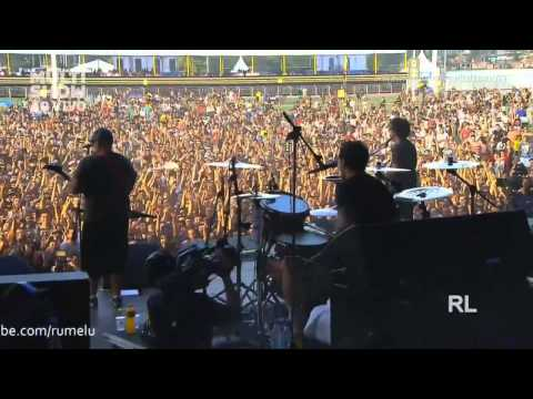 Raimundos - Mulher de Fases - Circuito Banco do Brasil 2013 - Rio de Janeiro [HD]