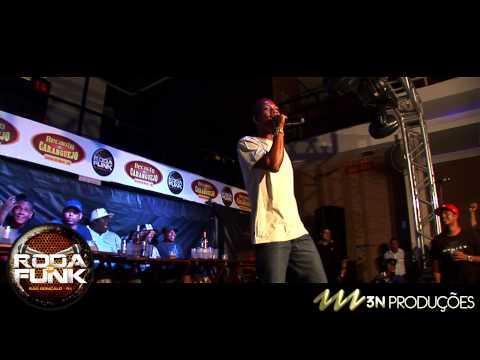 MC Romântico :: Ao vivo e pela primeira vez na Roda de Funk :: Full HD