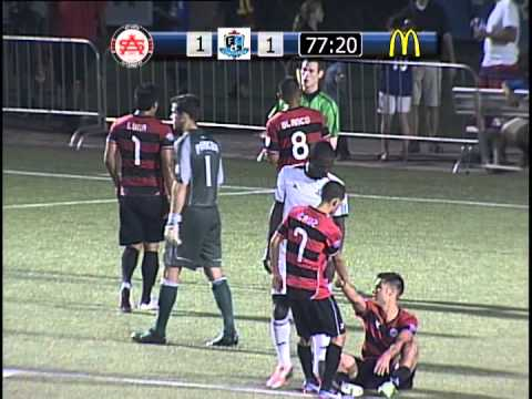 Game 8 Highlights - Silverbacks vs. FC Edmonton