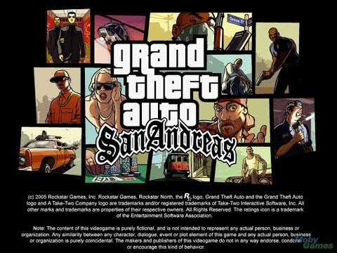 GTA San Andreas Mision #51 Lure