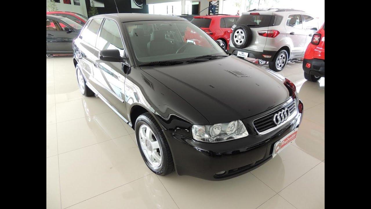 Audi A3 Ano 2003 Vendido com 7.950 km