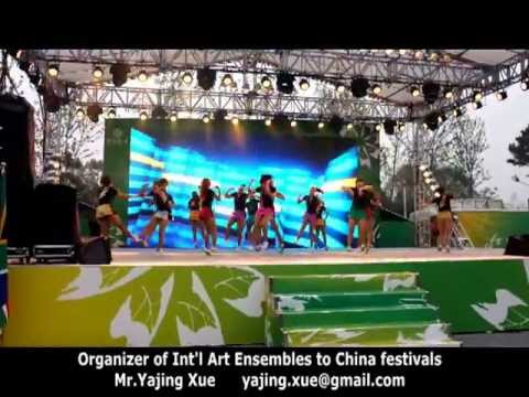 15th Beijing International Tourism Festival, 2013 - Australia Modern Dance (JFF) 1
