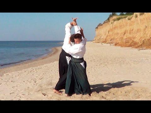 Aikido Morote Dori Techniques