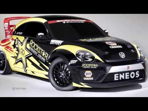2014 Volkswagen GRC Beetle Rallycross