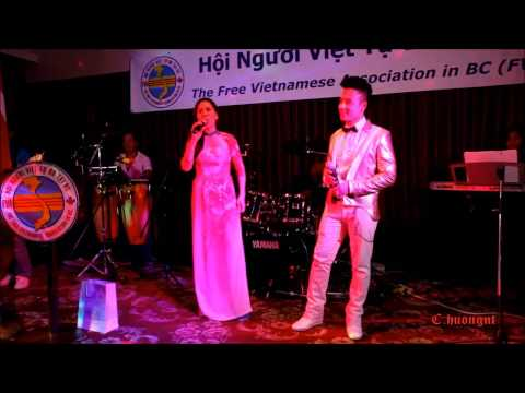 FVA BC da tiec gay quy Tet - phan 6 - Mai T Van - Nguyen H Nam - video by huong N. Van BC  Canada