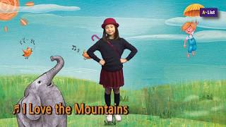 I Love The Mountains | Dance | Nursery Rhymes With Ready, Set, Sing!
