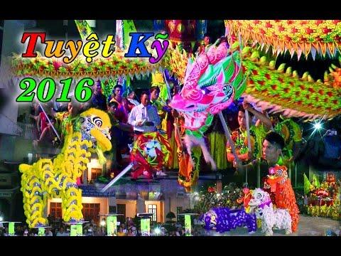 Tuyệt kỹ Lân Sư Rồng - Vietnam Dragon Unicorn dance - Bắc Lân Đường 2016 P1