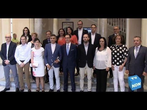 Pleno Investidura Corporación Ayuntamiento de Pozoblanco