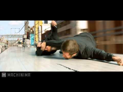 Trailer Phim The Wolverine - Nguoi Soi ( Cuoc Chien Tren Tau)