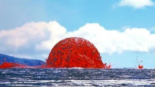 top 10 Unique from some of the Most Dangerous natural Phenomenon