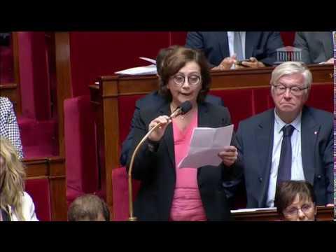 Mme Valérie Beauvais - Situation des agriculteurs français