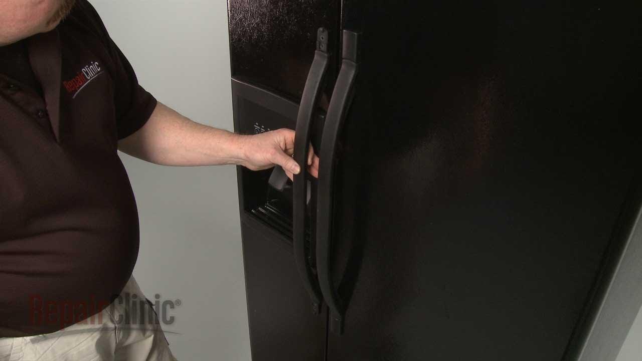 Fridge Door Handle Replacement Whirlpool Refrigerator