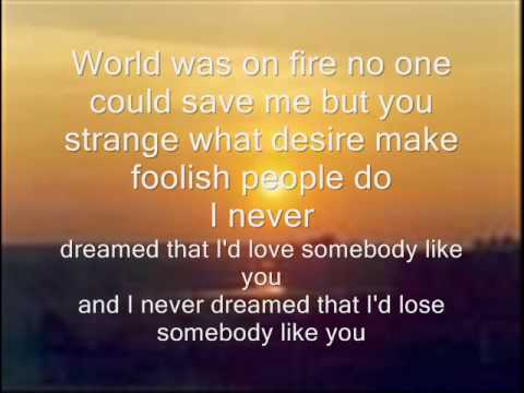 Chris Isaak - Wicked game [with lyrics]