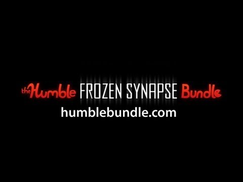 The Humble Frozen Synapse Bundle