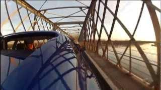 Venturi 260 atlantique 6/25 accélération sound