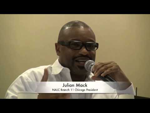 How Privatizers Are Seeking To Destroy The  Post Office: Chicago  NALC Branch 11 Pres Julian Mack
