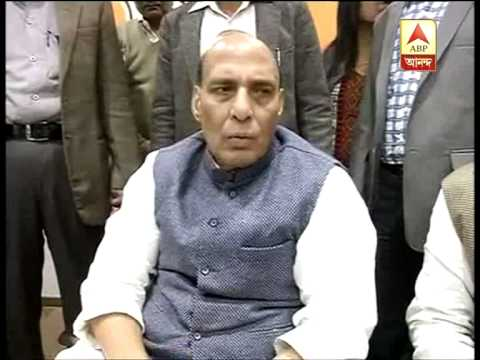 Rajnath Singh on Debjani
