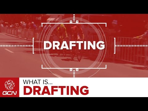 What Is Drafting? | Road Racing Explained