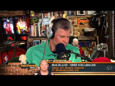 Thumbnail image for 'Brian Urlacher on The Dan Patrick Show 3-22-13'