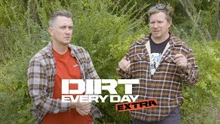 Viewer Questions: Swapping a V-8 in a Jeep YJ - Dirt Every Day Extra. MotorTrend.