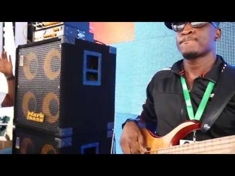 Kumasi Worships with Sonnie Badu Soundcheck