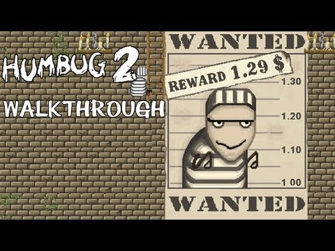 Humbug 2 - Walkthrough