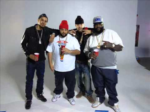 French Montana Ft. Snoop Dogg, Ace Hood, Scarface, Mavado & DJ Khaled