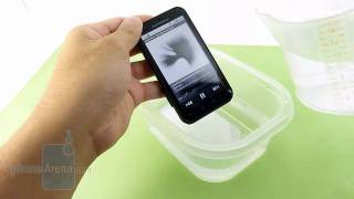 Motorola DEFY Video Review
