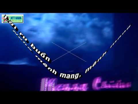 [Karaoke] LK Nỗi Đau Ngọt Ngào Remix - Châu Khải Phong (full beat)