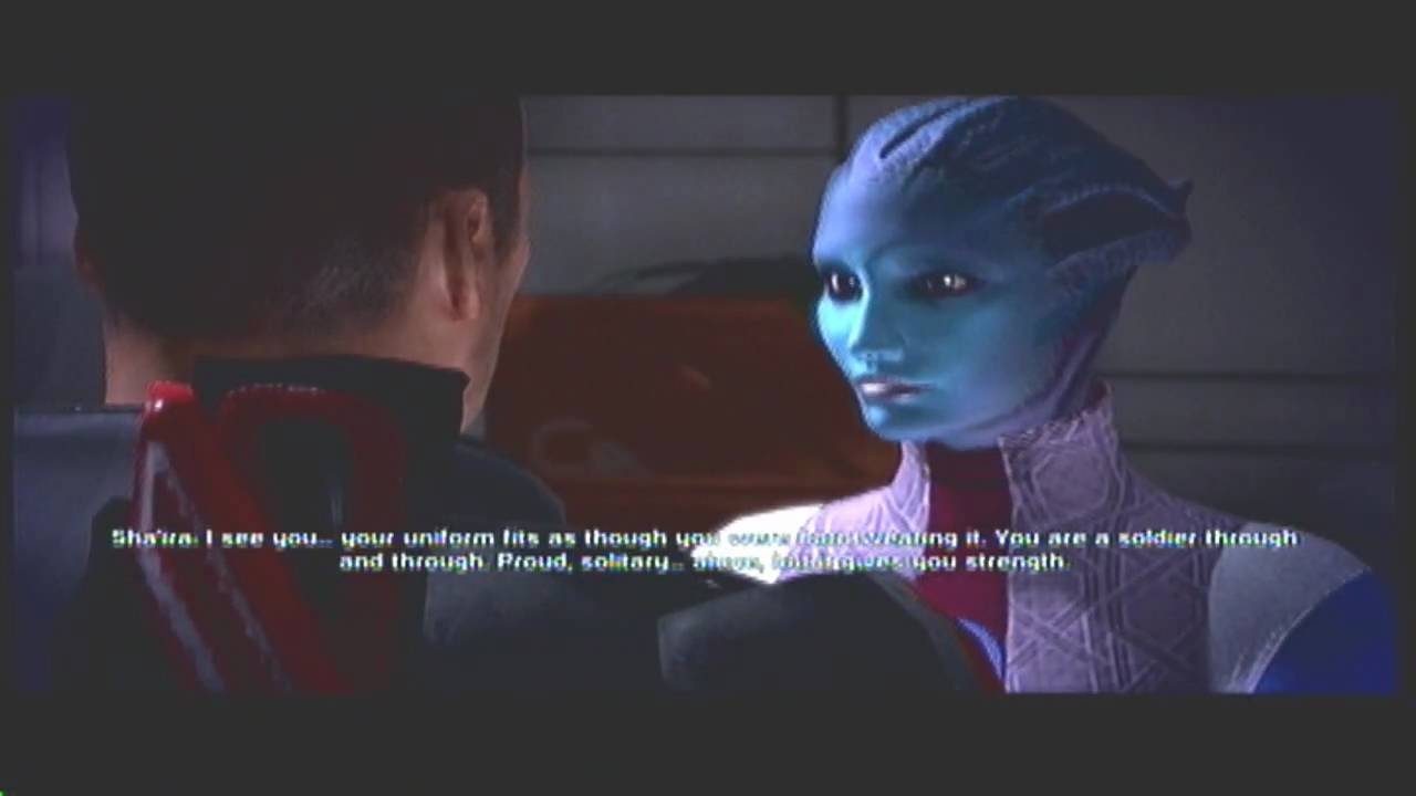 Youtube Mass Effect Sex Scene 59