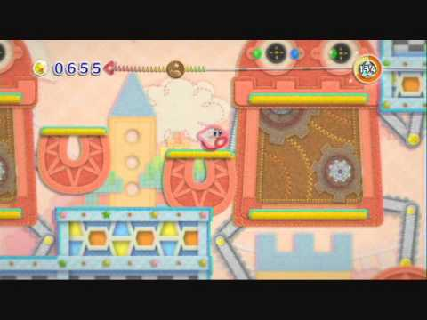 Let's Play Kirby's Epic Yarn Episode 6: From Quilts to Candy