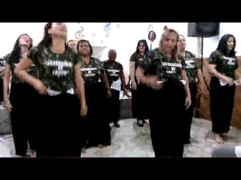 Estou em guerra União Feminina Comunidade Cristã