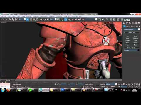 The Lord Inquisitor - Making Of Teaser 2012 - Part 01 [HD]