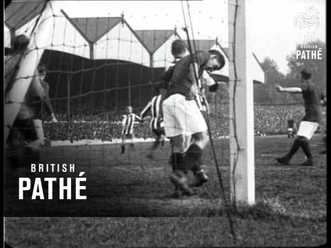 Arsenal V Newcastle United (1919)