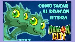 Como Sacar Al Dragon Hidra (Hydra Dragon) Dragon City
