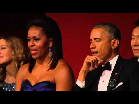 Aretha Franklin performing '(You Make Me Feel Like) A Natural Woman' at the Kennedy Center Honors