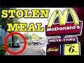 McDonalds Drive-Thru Nightmare Who Stole My Family's Meal Scam Caught On Camera