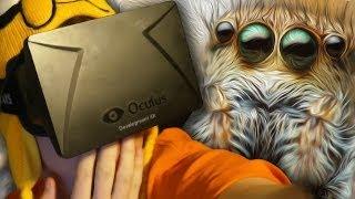 SUPERANDO MI MIEDO A LAS ARAÑAS? | Oculus Rift