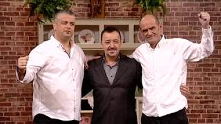 Milomir Miljanic  Goci i Lazo  - Pola Para BN Music Etno 2018
