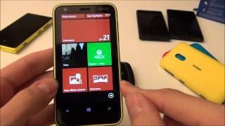 Nokia Lumia 620 Mega Video Recensione Completa By